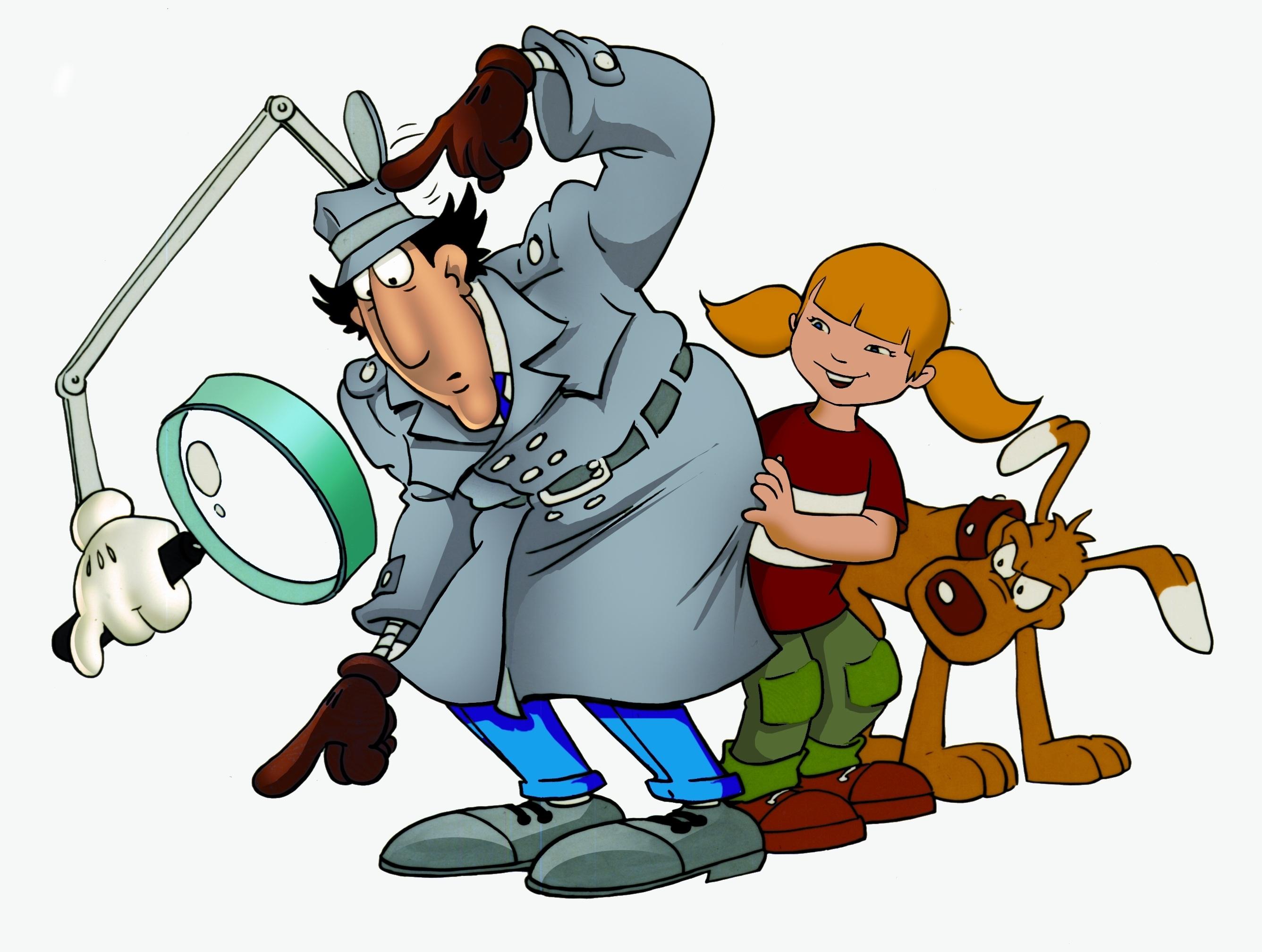 Worksheet. Patoaventuras y El Inspector Gadget regresan con nuevas series de