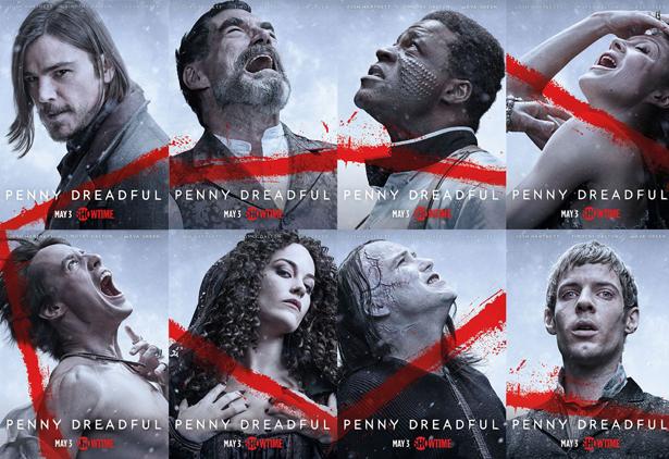 SERIES A GO GO  458008-penny-dreadful-diabolico-trailer-2a-temporada-coleccion-carteles