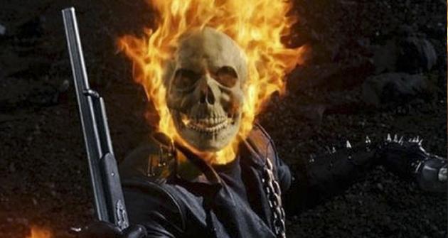 Cine De Superhéroes Crítica De Ghost Rider El Motorista Fantasma