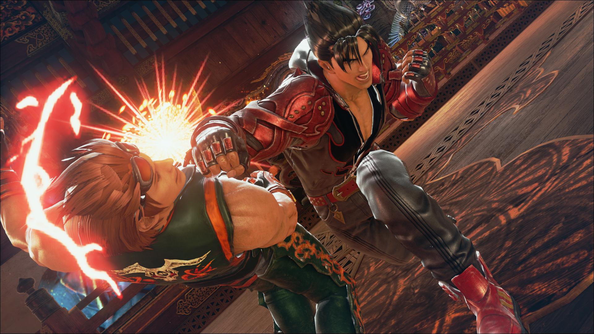 Resultado de imagen de Tekken 7