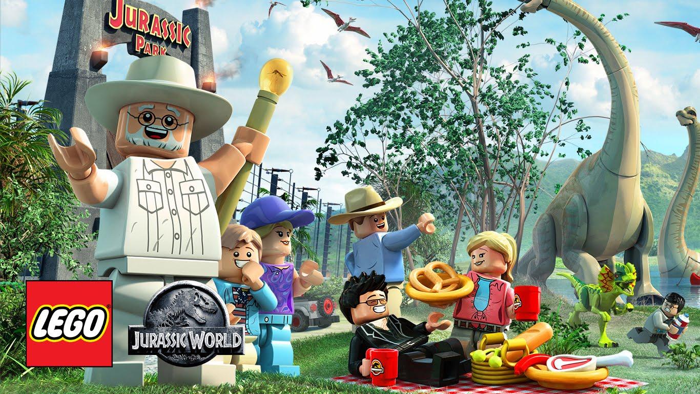 Lego Jurassic World En 7 Claves Hobbyconsolas Juegos