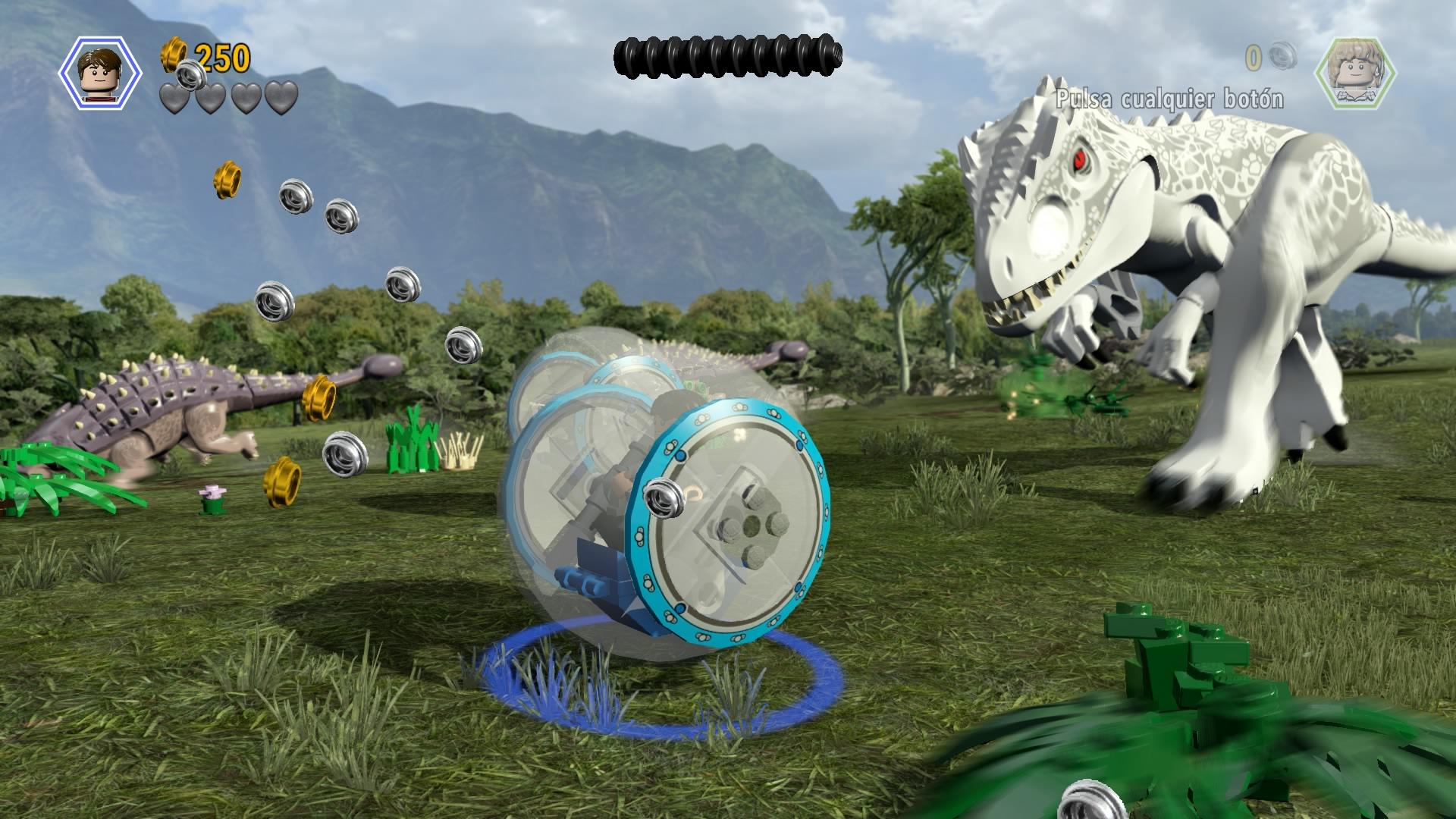 Analisis De Lego Jurassic World Hobbyconsolas Juegos