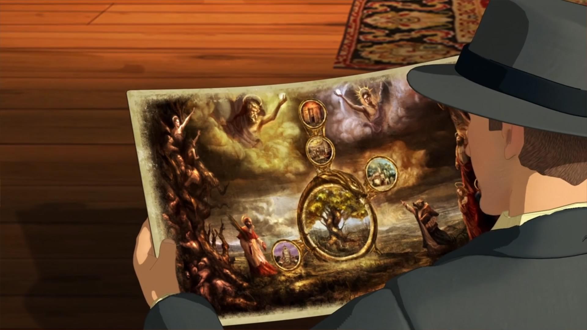 Image result for broken sword 5 la malediccion