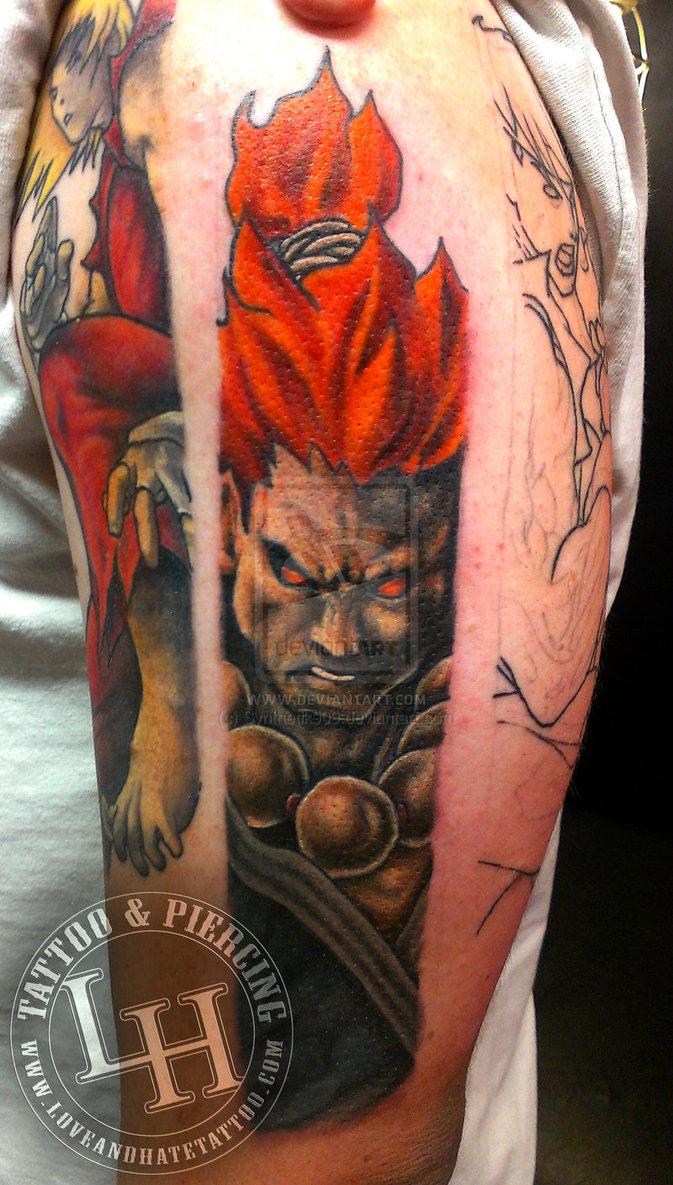 Los Mejores Tatuajes De Videojuegos De Pokémon A Final Fantasy