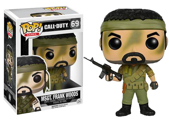 Figuras Funko Pop Vinyl De Call Of Duty Hobbyconsolas