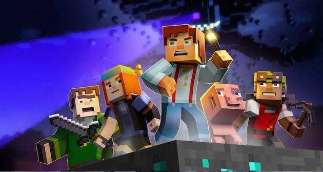 An 225 Lisis De Minecraft Story Mode Episodio 1 La Orden De