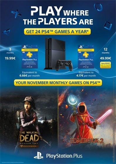 Filtrados Dos Juegos De Ps Plus En Noviembre Hobbyconsolas Juegos