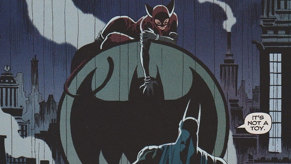 Punto de Control - Batman: El Largo Halloween - YouTube