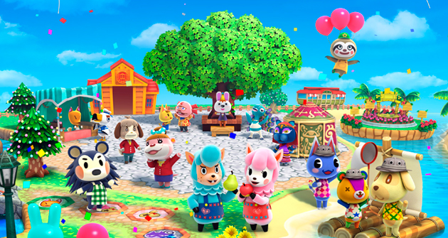 Amiibo animal crossing funciones en happy home designer y for 7 11 happy home designer