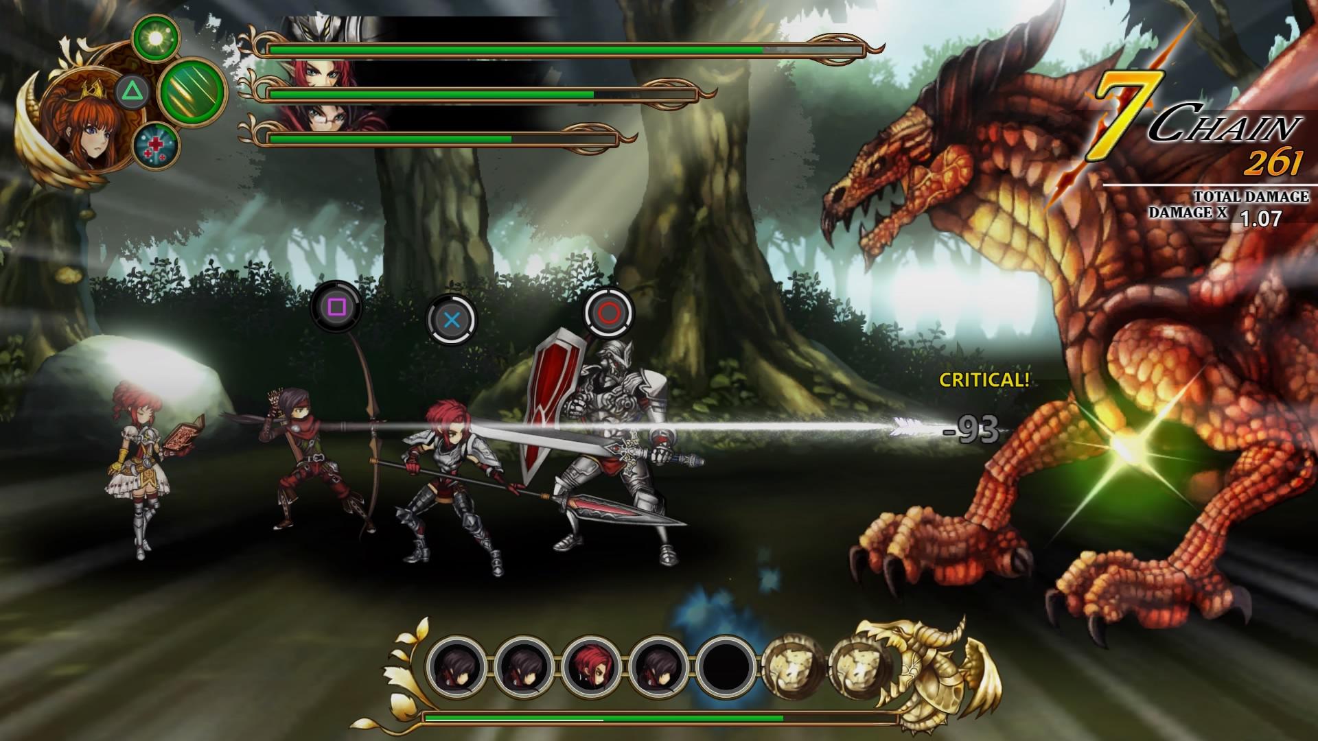 Fallen Legion Un Nuevo Rpg En 2d Anunciado Para Ps4 Hobbyconsolas