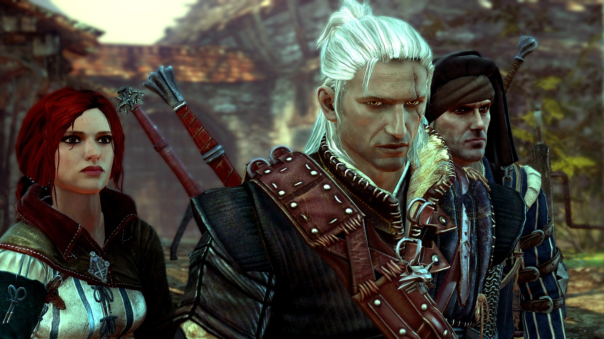 The Witcher 2 Assassins of Kings Enhanced Edition [GOG] [Español][MG]