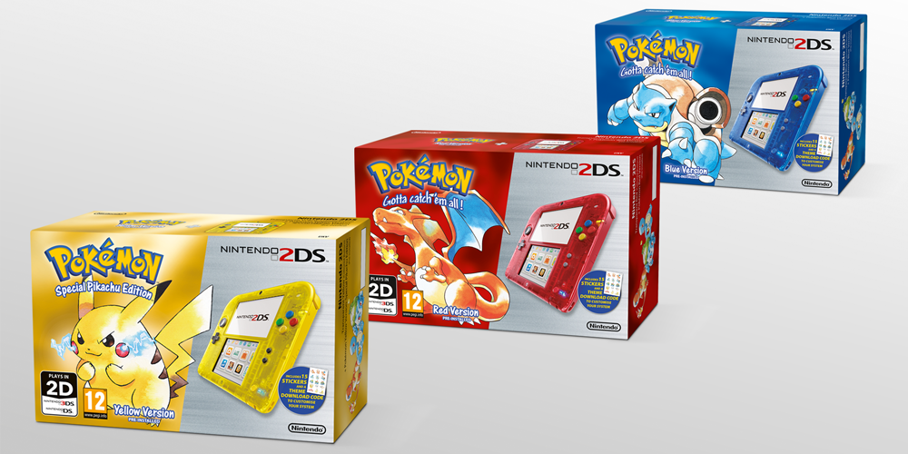 Pokemon Celebrara Su 20 Aniversario Con Nuevas Ediciones De Nintendo