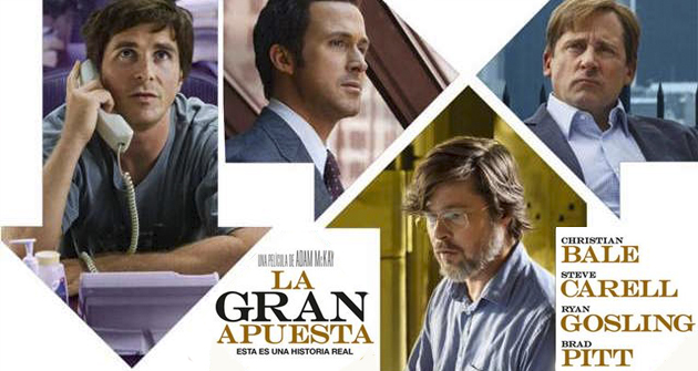 Citas Frases Películas La gran apuesta Quotes The Big Short