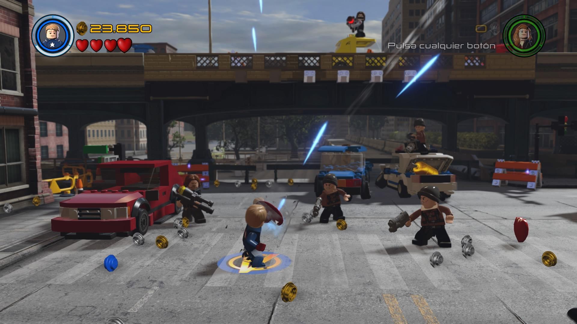 Guia Y Trucos De Lego Marvel Super Heroes Guias Y Trucos En