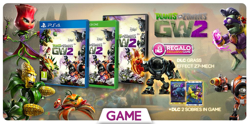 plants vs zombies garden warfare 2 regalo de reserva en game - Plants Vs Zombies Garden Warfare 2 Pc