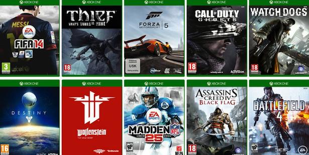 Juegos De Xbox One A 10 Y 20 Por Liquidacion En Carrefour