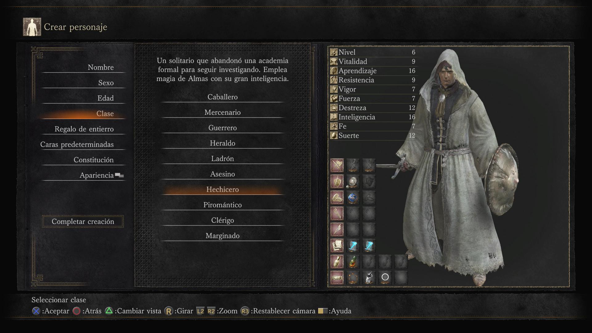 Dark Souls  Deprived Dexterity Build