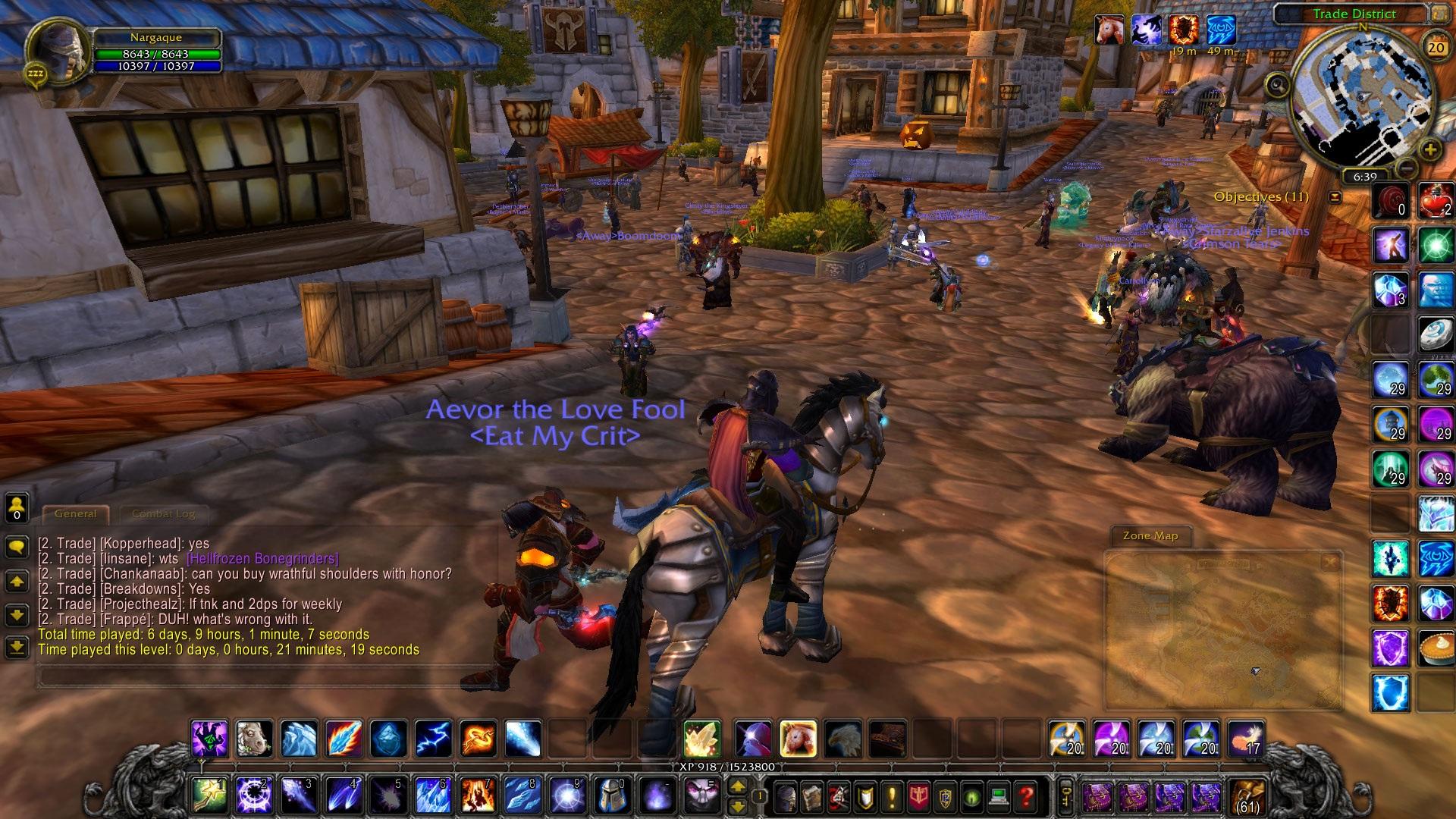Faustwaffen Tipps - WoW Forum - World of Warcraft