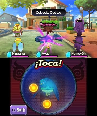 Yo kai watch an lisis para 3ds hobbyconsolas juegos - Nombres clasicos espanoles ...
