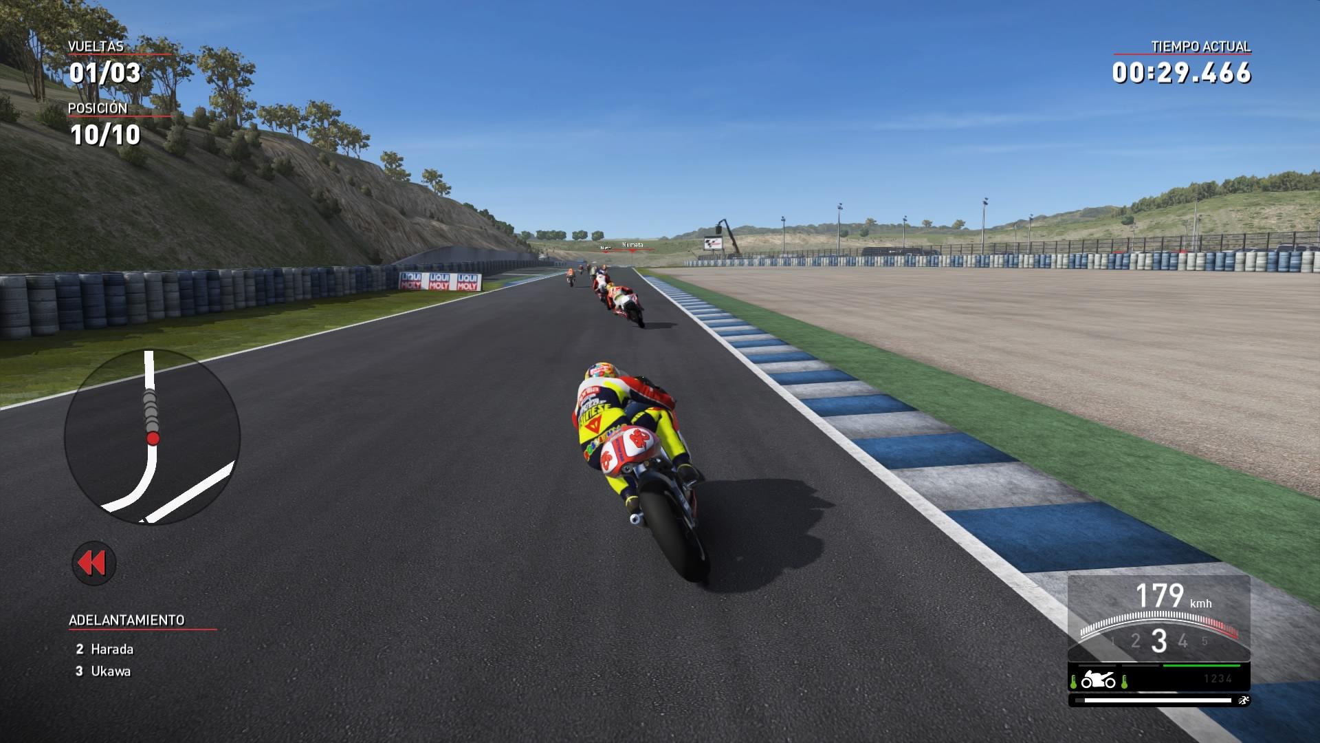 Valentino Rossi: The Game - Avance para PS4, Xbox One y PC - HobbyConsolas Juegos