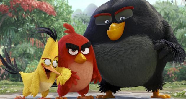Angry Birds Critica Pelicula Basada Juego Rovio 143302