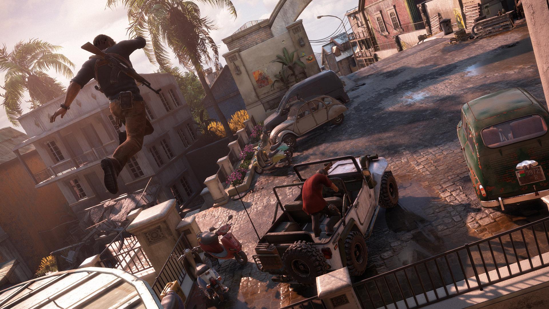 Uncharted 4 El Bug Que Desbloquea Trofeos Hobbyconsolas Juegos