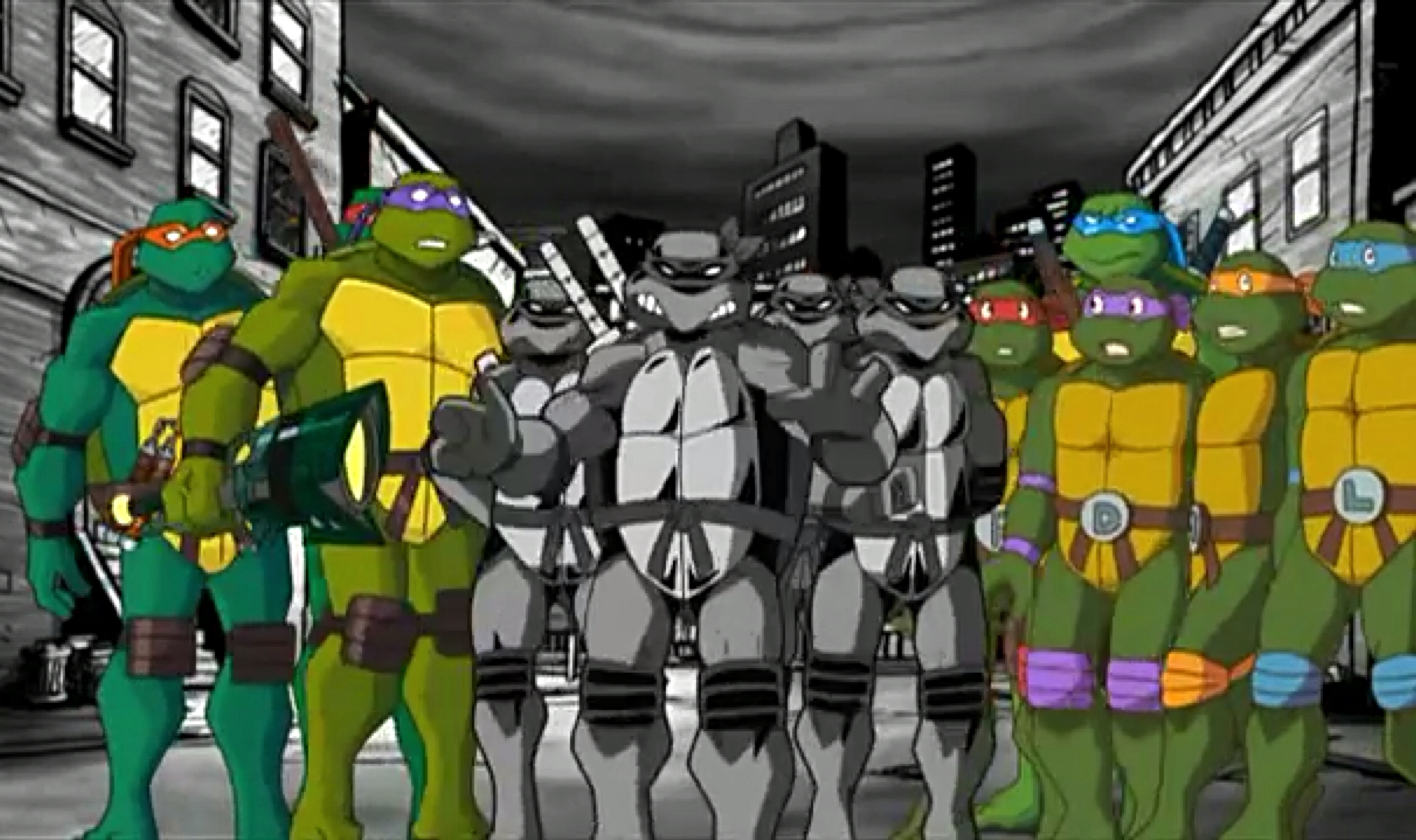 TMNT - El cómic original de las Ninja Turtles - HobbyConsolas ...