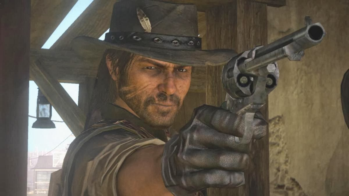 Red Dead Redemption retrocompatible