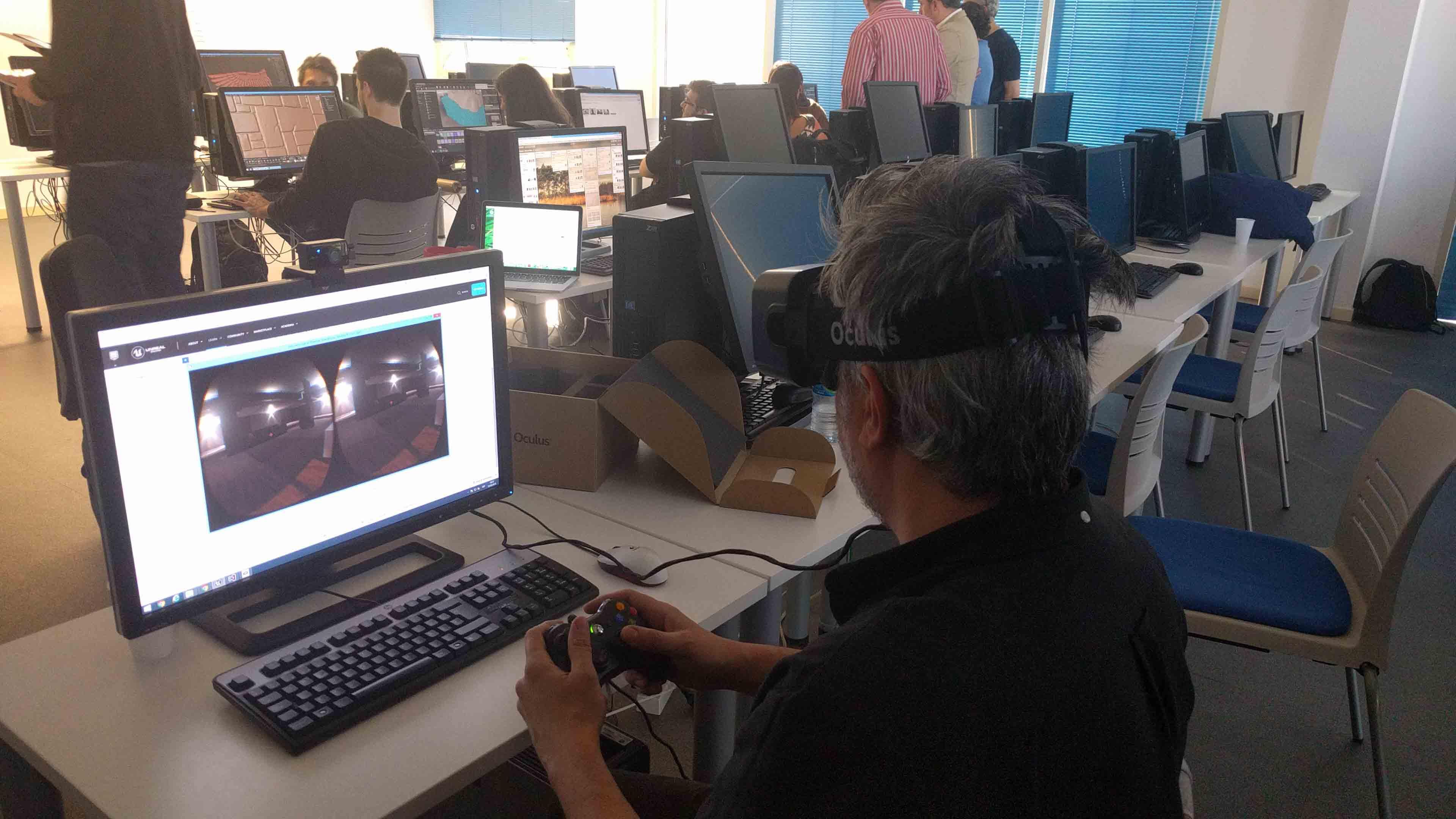 U-tad Diarios de Desarrollo Tessera Studios