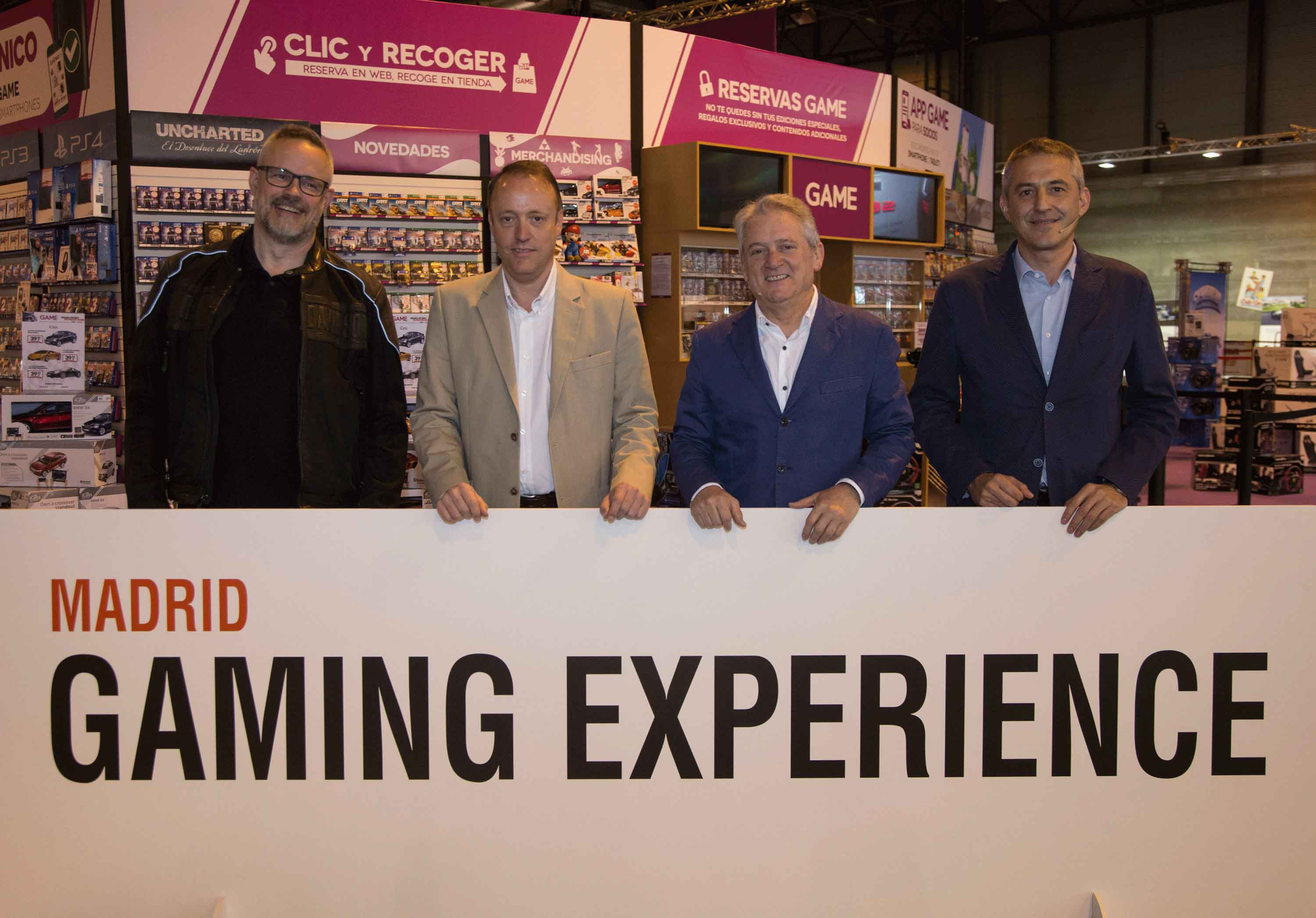 Madrid Gaming Experiencie IFEMA Game eSports