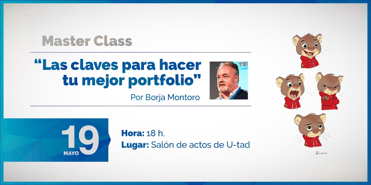 Master class Borja Montoro