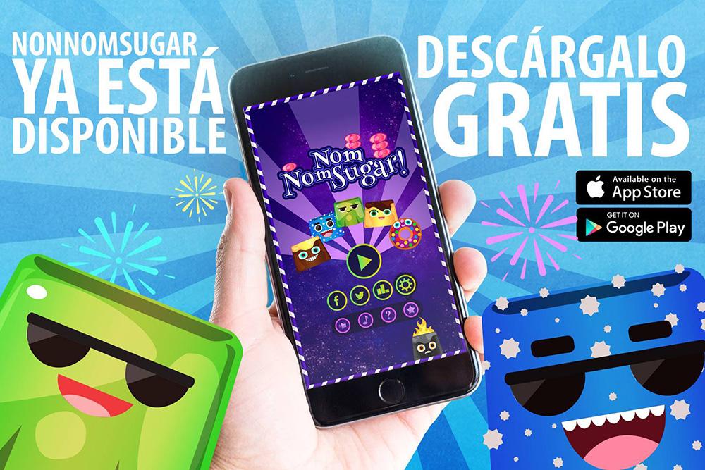 NomNom Sugar - iOS / Android