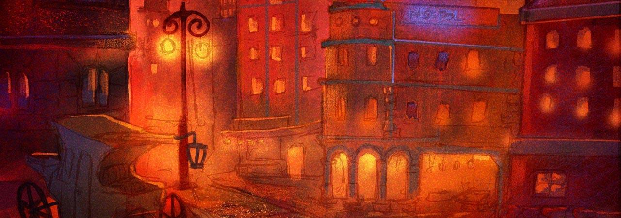 Nubla 2 metrópolis, portada de los eventos de Gammera Nest