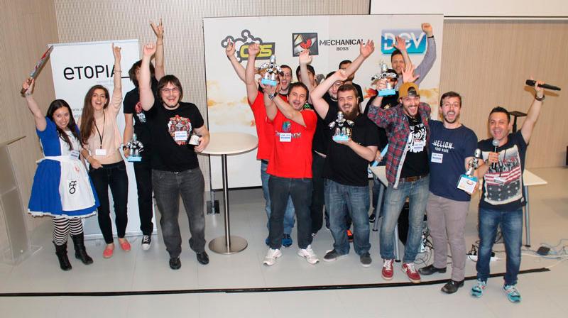 Premios Gameboss 2016