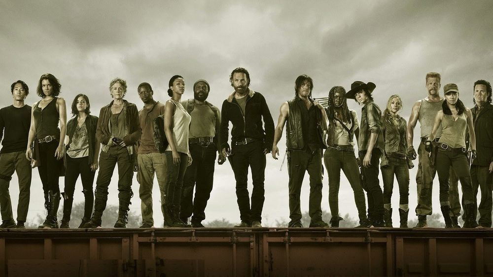 Hasta siempre The Walking Dead