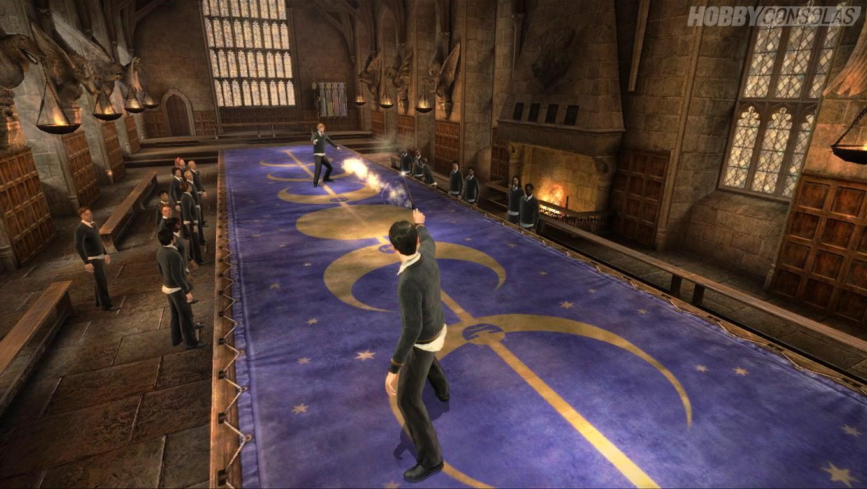 Harry Potter 2 juego