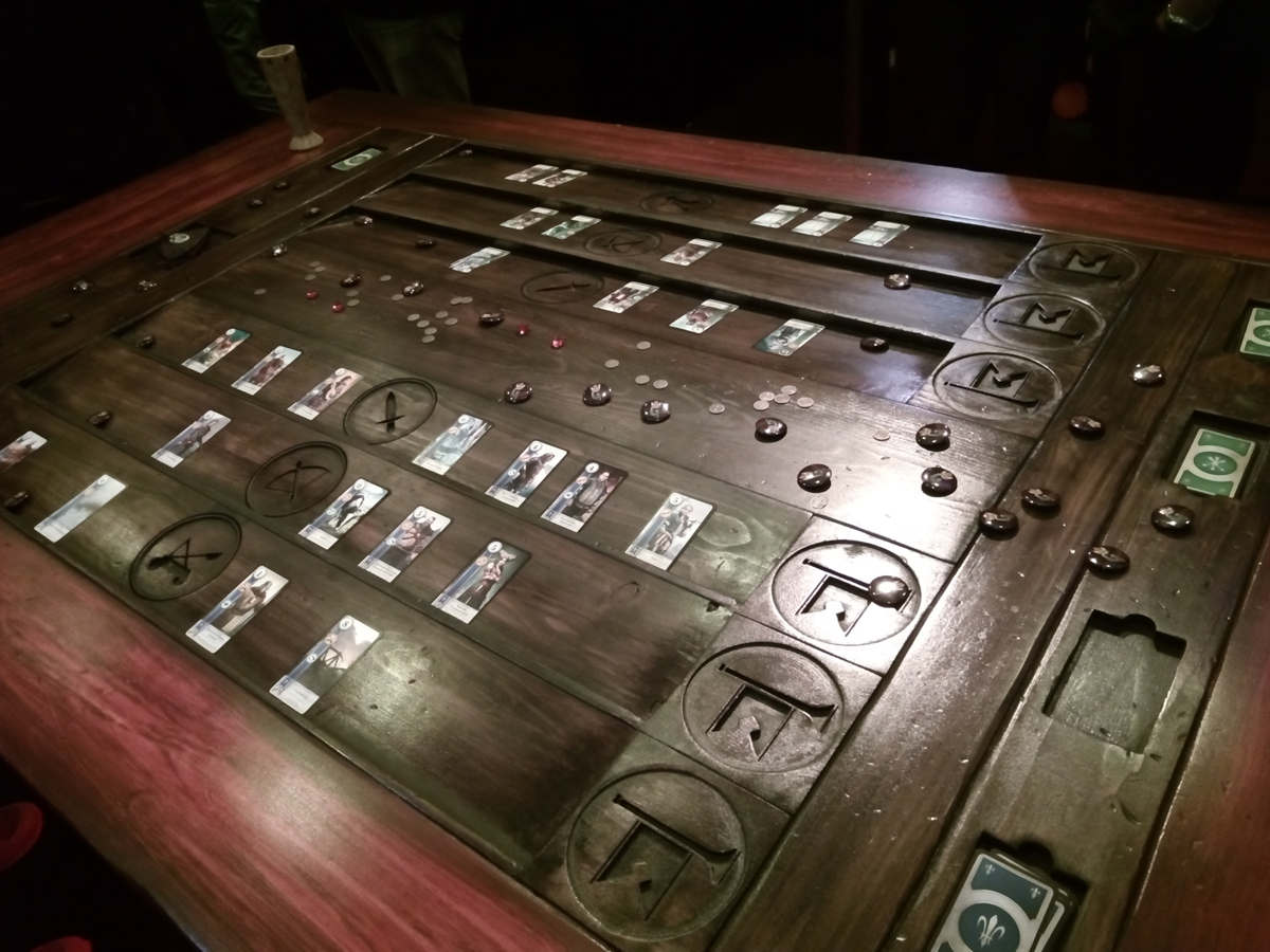 E3 2016 avance de gwent the witcher card game for The witcher juego de mesa