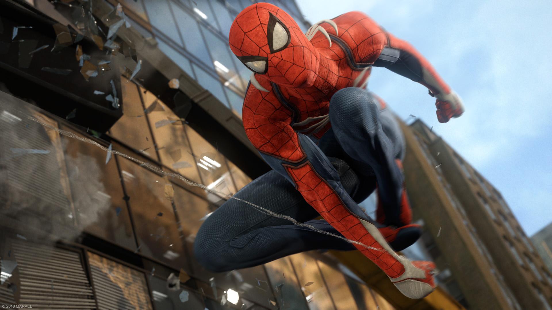 E3 2016 Spider Man Para Ps4 Es El Comienzo De Los Nuevos Juegos De