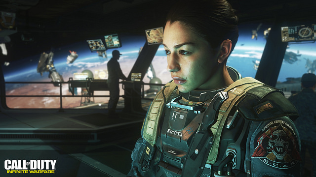 Call of Duty Infinite Warfare - Activision se defiende de las críticas