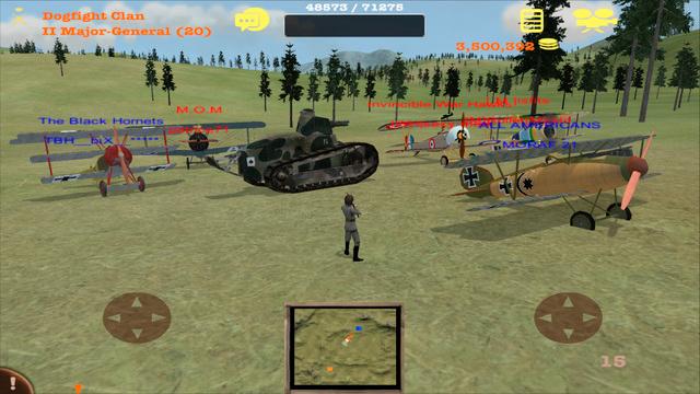 Dogfight Elite VR