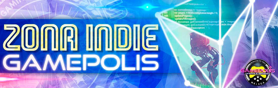 Gamepolis 2016 - Zona Indie