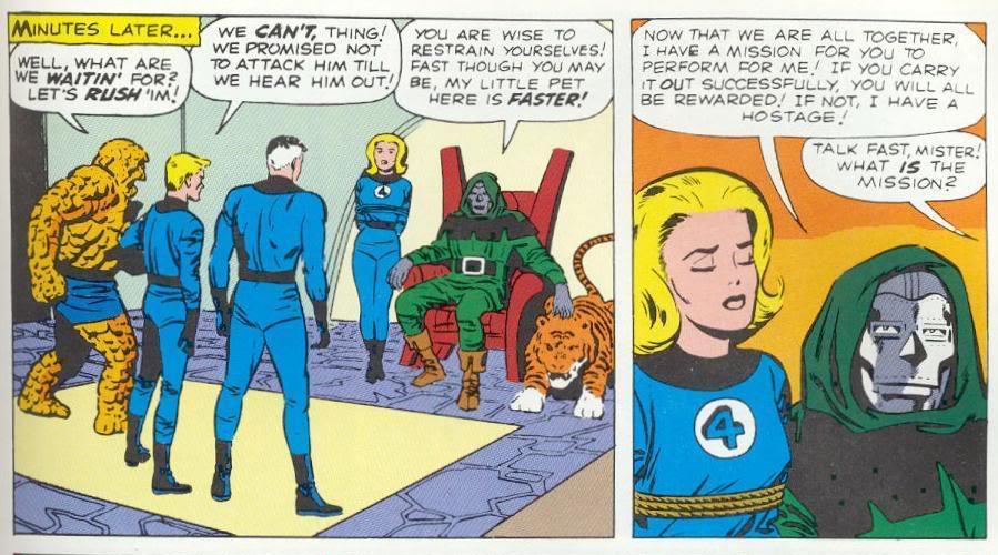 Fantastic Four - Doctor doom