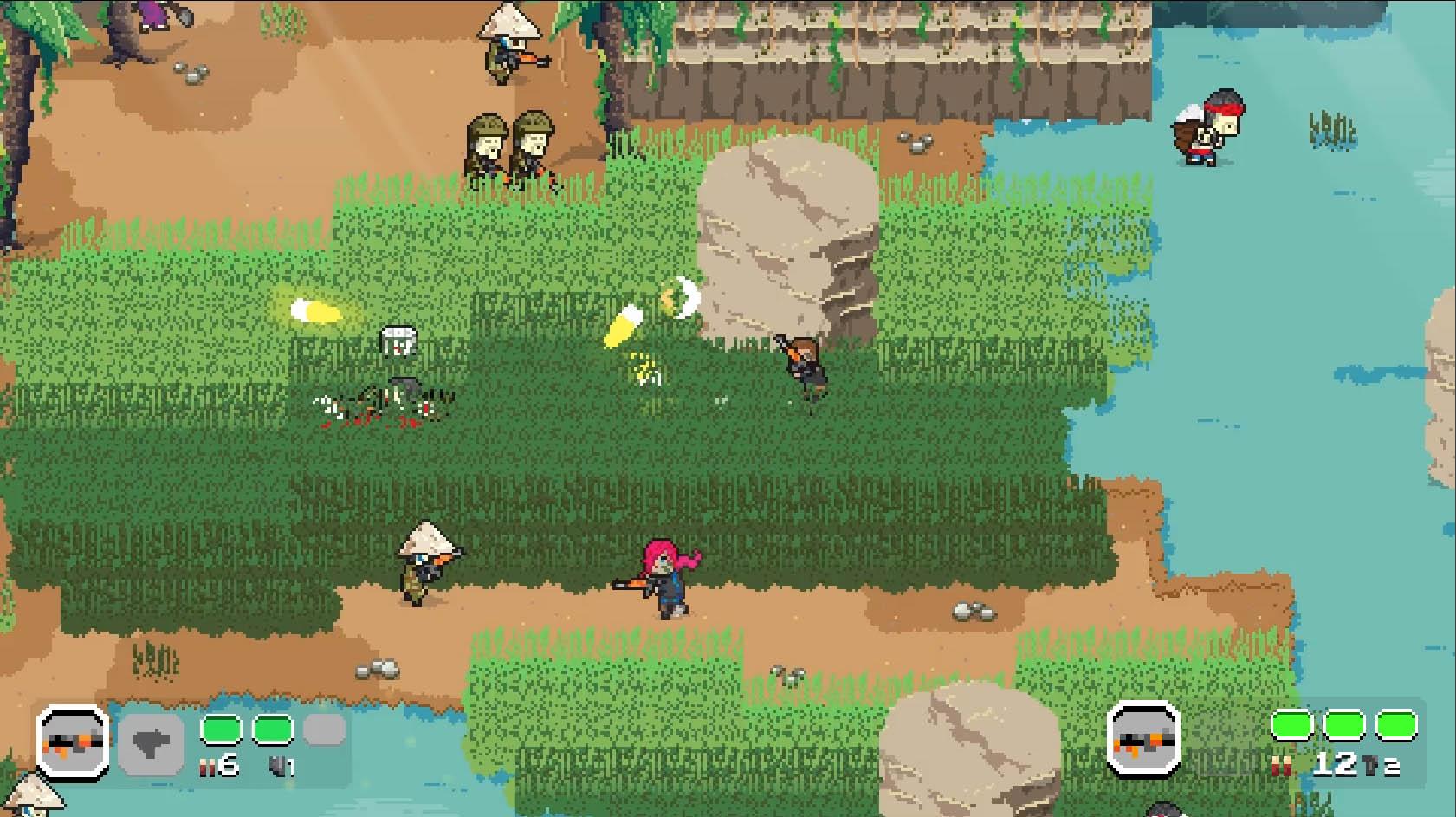 8Days Santa Clara Games Steam Badland Indie