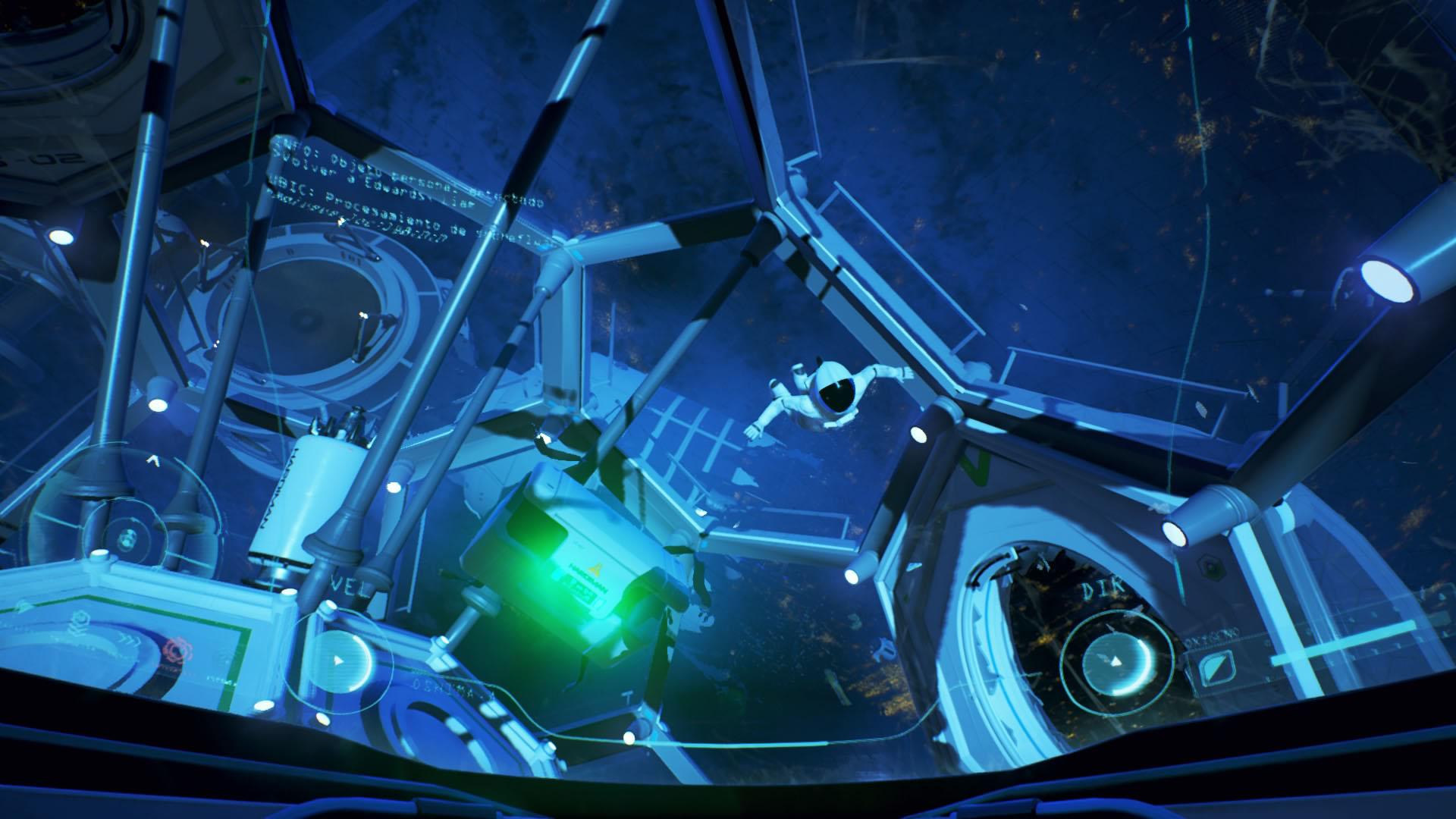 Adr1ft Astronauta Cadaver