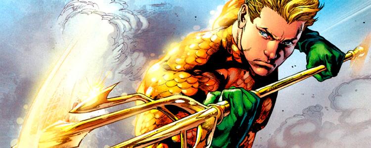 Aquaman en The Flash temporada 3