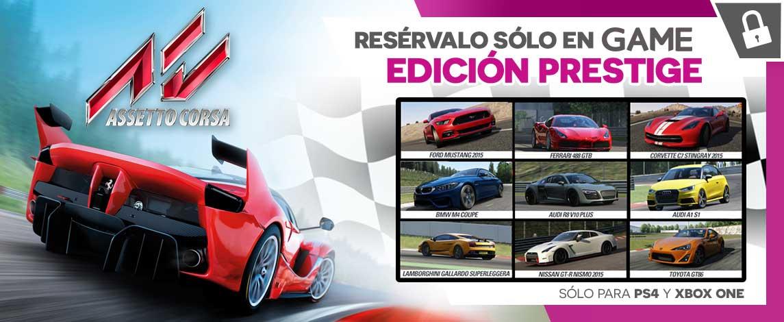Assetto Corsa Prestige Edition