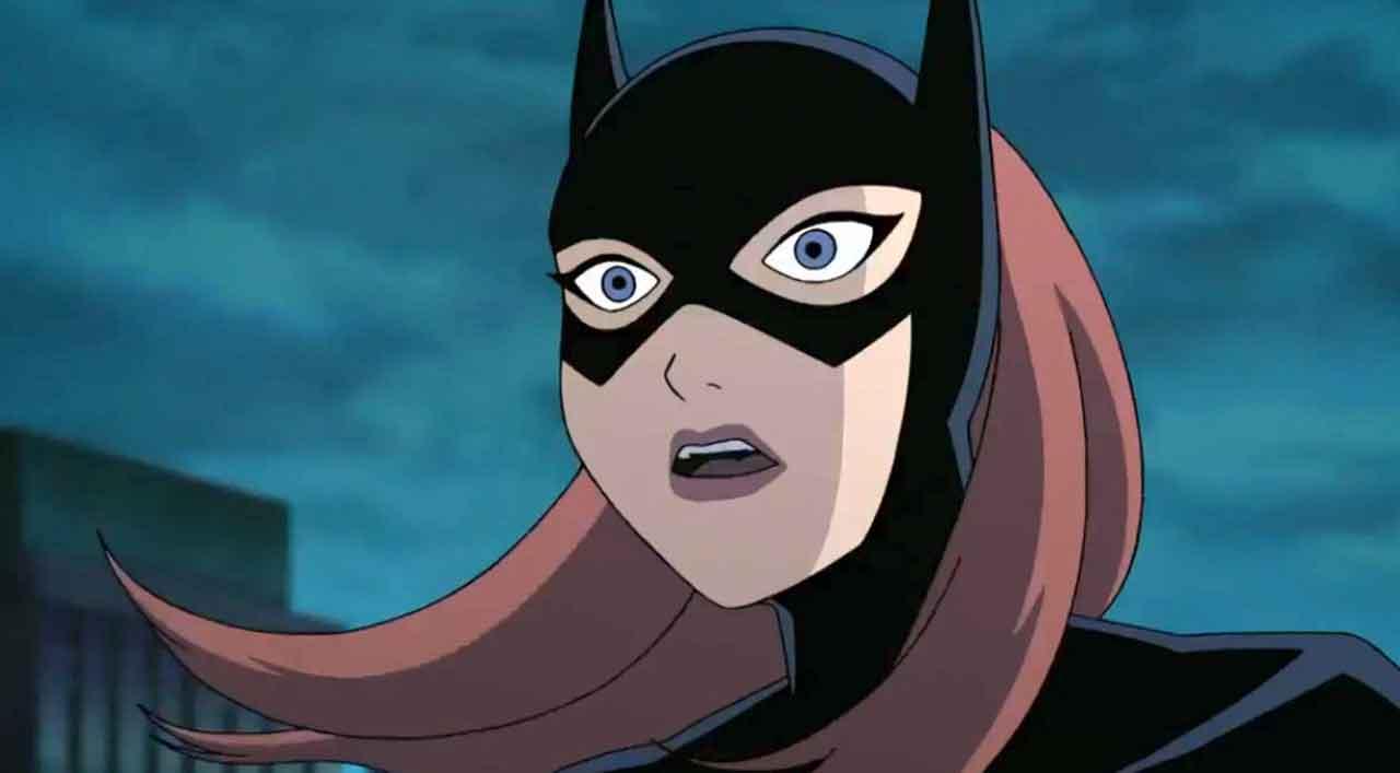 Batgirl en Batman: la broma asesina