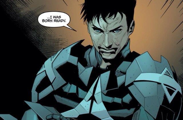 Batman Arkham Knight Génesis