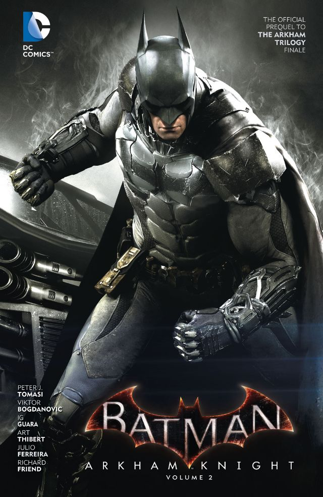 Batman Arkham Knight vol 2