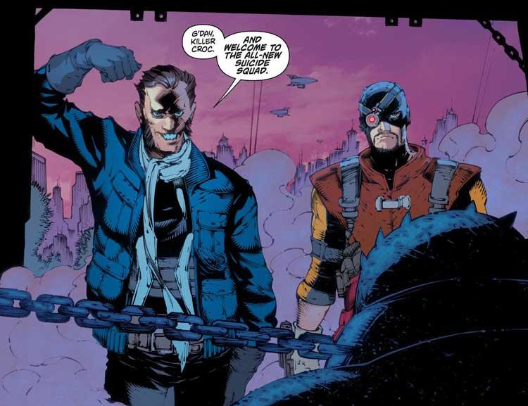 Batman Arkham Knight vol.2 - Suicide Squad
